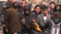 中国艾滋病人要求就血液感染提供赔偿
