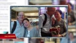 Trung Quốc trục xuất bà Sandy Phan-Gillis