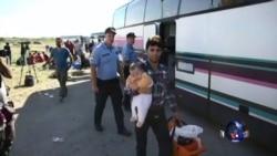 克罗地亚为难民开设临时接待中心