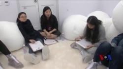 """上海""""死亡体验馆"""" 鬼门关前走一遭"""