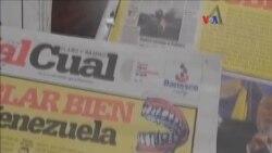Venezuela: denuncian nuevos ataques a libertad de prensa