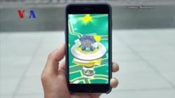 สัตว์ประหลาดโปเกม่อนบุกโลก ใน Pokemon Go!