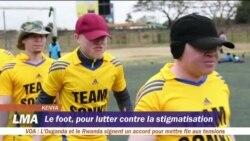 Le foot, pour lutter contre la stigmatisation