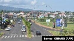 Malabo, capital da Guiné-Equatorial