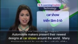 Anh ngữ đặc biệt: Car of the Near Future (VOA-Tech)