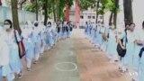 সরকারিস্বাস্থ্যবিধি মেনে খোলা হয়েছে শিক্ষা প্রতিষ্ঠানগুলো