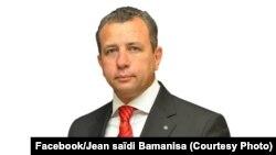 Le gouverneur de l'Ituri Jean Bamanisa le 11 septembre 2011.