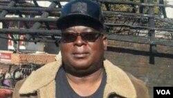 Vakafanobata chigaro chemutungamiri weMDC-T Engineer Elias Mudzuri