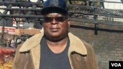 MDC-T vice president Elias Mudzuri