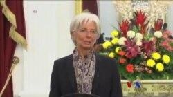 ကမာၻ႔စီးပြားေရး IMF သတိေပးခ်က္