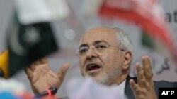 امریکہ کا کہنا ہے کہ ایرانی وزیر خارجہ کی فرانس آمد کے موقع پر کسی بھی امریکی حکام سے ملاقات نہیں ہوئی ہے۔ (فائل فوٹو)