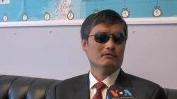 陈光诚首现国会听证 要求公开中美外交协议