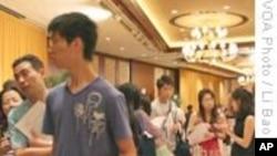美国大学会展香港 中国学生留美兴趣未减