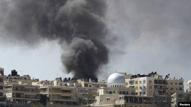 Nastavak sukoba u Siriji