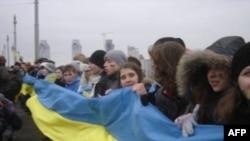 Міст Патона, Київ. Фото: Тетяна Сергієнко