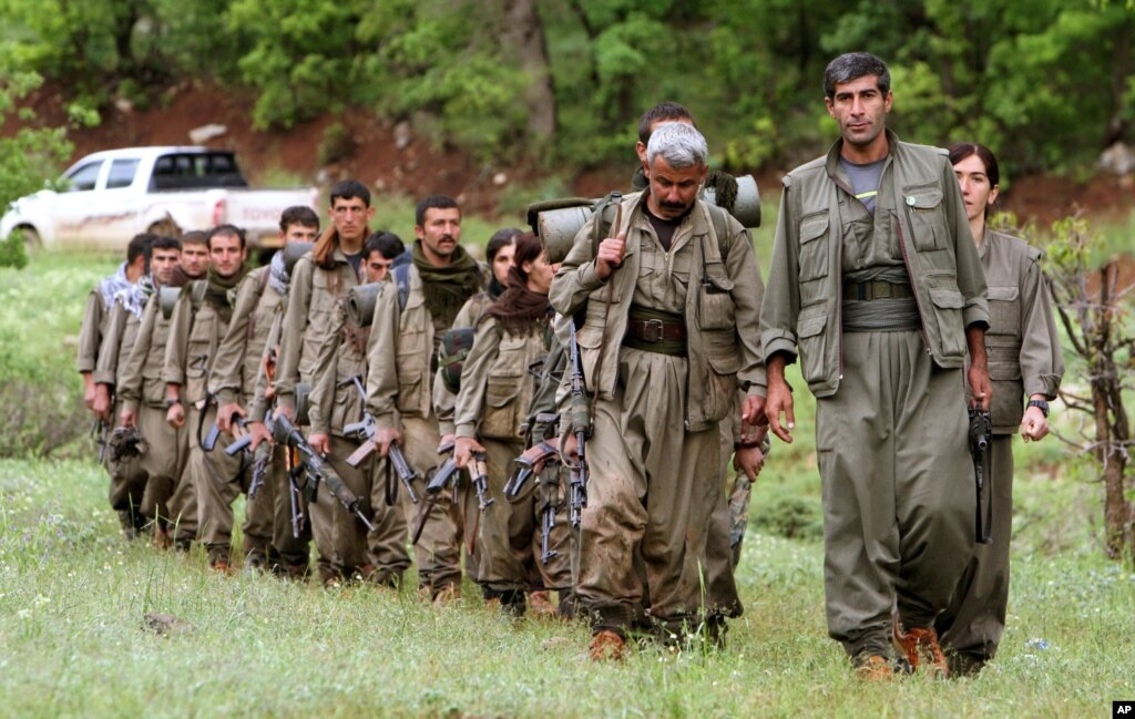 ВСирии курдское ополчение освободило 12 деревень отбоевиковИГ