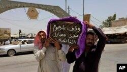 Developments in Iraq