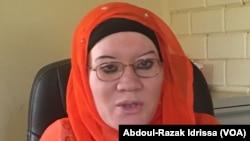 Kadidja Moumouni, à Niamey, Niger, le 9 juin 2017. (VOA/Abdoul-Razak Idrissa)