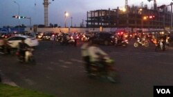 Nearly 40 people died in traffic accidents over the Khmer New Year, authorities reported Thursday.