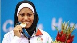 سلیمی و آزاد پور ورزشکاران برتر سال ایران
