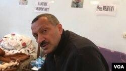 Tofiq Yaqublu aclıq edir