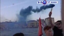 Manchetes Mundo 26 Setembro 2016: Protestos na Jordânia e em Itália, Paris sem carros