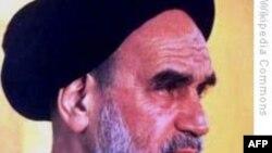 Iran bắt giữ người biểu tình vì xé hình cố lãnh tụ Khomeini