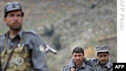 Avganistanski policajci greškom ubili civile