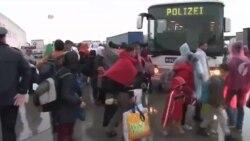 هزاران پناهجو وارد اتریش و آلمان شدند