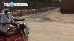 Amapikipiki Arafasha Abagore Kwiteza imbere Muri Zimbabwe