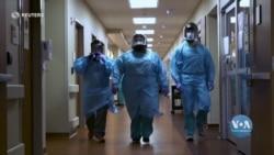 Сполучені Штати знову б'ють антирекорди інфікування коронавірусом. Відео