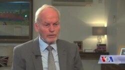سفیر بریتانیا خواستار پیوستن طالبان به روند صلح شد