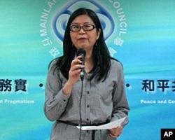 台灣陸委會主委賴幸媛6月22號宣布陸客自由行生效