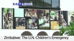 VOA60 Africa - Zimbabwe faces its worst malnutrition crisis in 15 years