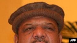Віце-президент Афганістану Мохамад Касим Фагім