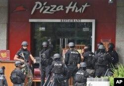 Vụ tấn công ở Jakarta, xảy ra ở khu vực kinh doanh và ngoại giao trọng yếu, gây quan ngại các nhóm khủng bố nhắm vào các mục tiêu mềm.