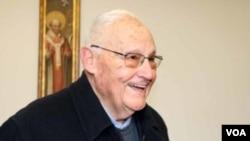 Padre Telmo Ferraz fundador da Casa do Gaiato Malanje
