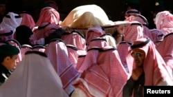 沙特阿拉伯於星期五為已故國王阿卜杜拉舉行葬禮。