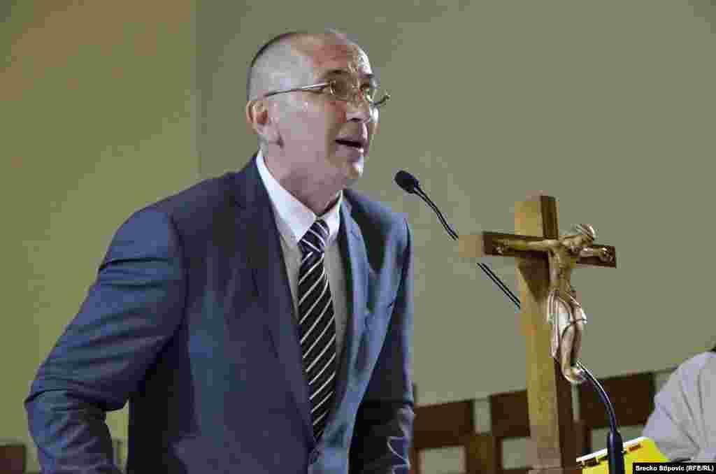 Кордіч відсидів дві третини терміну, до якого був засуджений за злочини проти боснійських мусульман.