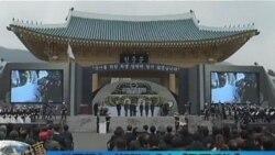 """韩国誓言对朝鲜的袭击""""永不妥协"""""""