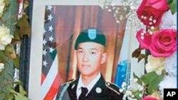 陳宇暉 死於阿富汗的華裔美軍