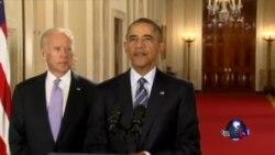 奥巴马周三举行记者会 推动批准伊朗核协议