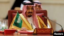 Kороль Салман ибн Абдул-Азиз Аль Сауд