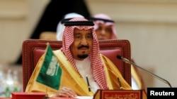 سعود ی عرب کے بادشاہ سلمان بن عبدالعزیز (فائل فوٹو)