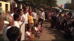 Myanmar phóng thích 102 tù nhân, kể cả tù nhân lương tâm