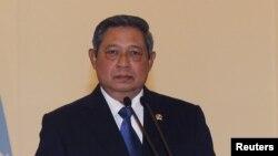 Presiden Republik Indonesia, Susilo Bambang Yudhoyono (foto: dok).