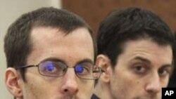ایران: دو امریکی شہریوں کو آٹھ سال قید کی سزا