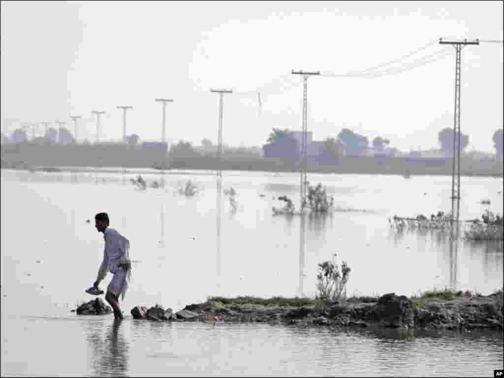 ۔2011 کا سیلاب