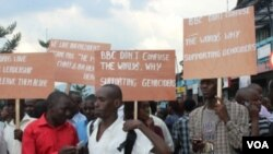 Rwanda: Imyigaragambyo yiyama filimi ya BBC
