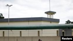 Complexo Penitenciário Anisio Jobim, em Manaus, Brasil